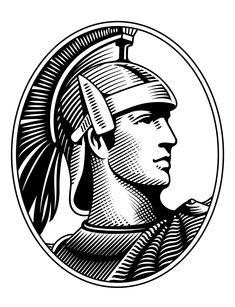 Brand New: New Logo and Identity for American Express by Pentagram Engraving Art, Engraving Illustration, Illustration Art, Line Art, American Express Centurion, Scratchboard Art, Ink Illustrations, Logo Design Inspiration, Art Logo