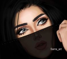Uploaded by ~Ä F Ï F Ä ~. Find images and videos about eyes, girly and cartoonish on We Heart It - the app to get lost in what you love. Beautiful Girl Drawing, Cute Girl Drawing, Cartoon Girl Drawing, Cartoon Art, Girly M, Cartoon Girl Images, Cute Cartoon Girl, Girly Drawings, Art Drawings Sketches Simple