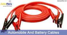 Check out the compatible and economical packaging of #Automobile_Cables available at JainFlex that are operational in extreme climatic conditions and so makes them popular worldwide.