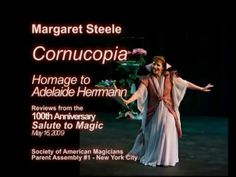 Magician Margaret Steele