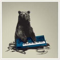 Selección de jazz afelpado con robustos toques de funk. ♫ Hip the Bear! http://spoti.fi/N9RvjP  #NowPlaying #BearsMood