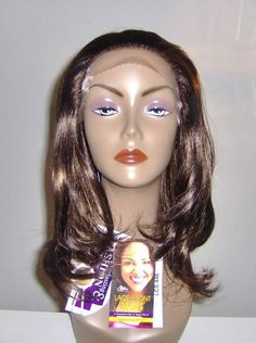 Jazz Wave Synthetic Lace Front Wig Color F4/27