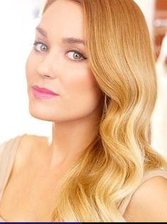 Lauren Conrad's natural beauty