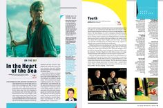 Fall Movie Preview 2015 - Keir Novesky
