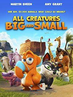 All Creatures Big and Small - http://darrenblogs.com/2016/06/all-creatures-big-and-small/