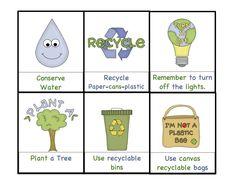 Earth Day Printable 2013 ~ Preschool Printables