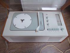 1950s Dieter Rams-designed Braun SK5 audio system on eBay