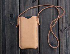 Handmade Leather Case for iPhone5 4s,Leather iPhone Sleeve, Custom Phone Case