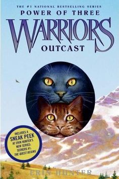 Warriors Outcast                         By Erin Hunter