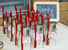 Camille's Cherry Themed Picnic Party | CatchMyParty.com