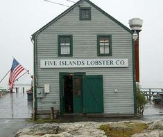 The ten best lobster shacks in Maine from Travel+Leisure Magazine. I think we need to try all ten.