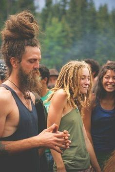 Hippies fuck Hairy