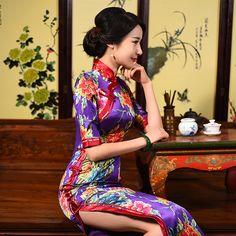 qipao green cheongsam            https://www.ichinesedress.com/