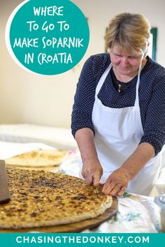 Croatia Travel Blog: Explore Croatia's culinary history while still maintaining your social distance. Here are three different private soparnik cooking experiences you can book, as well as a detailed history of the Poljica region, located above Omiš in Central Dalmatia, where soparnik originated from. Vegan and vegetarian friendly! #Croatia #TravelTips #CroatiaTravel #CroatiaFood Croatia Travel, Thailand Travel, Bangkok Thailand, Hawaii Travel, Italy Travel, Plitvice Lakes National Park, Dried Figs, The Donkey, Best Vacations