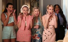 Scream Queens | 23 TV Shows That'll Scare The Shit Out Of You
