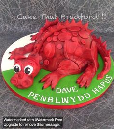 Welsh+Dragon+Cake+-+Cake+by+cake+that+Bradford