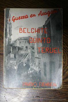 GUERRA EN ARAGON - BELCHITE QUINTO TERUEL - Foto 1