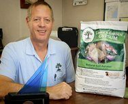 Breaking new ground  Reinholds business lauded for its work to turn drywall scraps into soil treatment products.