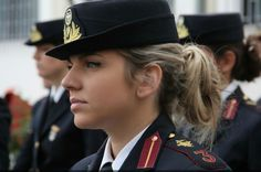 HOT RUSSIAN ARMY GIRLS | Female Soldiers of Hellenic Armed Forces
