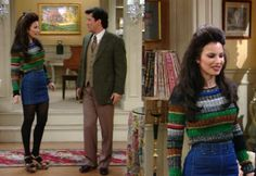if only i could raid fran drescher's wardrobe from the nanny. trust me, i WOULD. #frandrescher #thenanny #90s