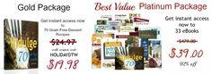 33 paleo/GAPS ebooks on sale for 7 days!