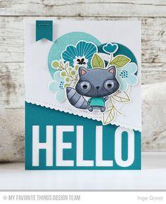Harvest Buddies Stamp Set and Die-namics, Bold Blooms Stamp Set and Die-namics, Lined Up Dots Background, Big Hello Die-namics, Stitched Scallop Basic Edges Die-namics - Inge Groot  #mftstamps