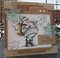 Made by Alina: Nog een keer de Kerstman