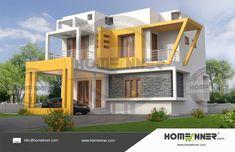 1550 Sq ft 4 Bedroom Kerala Home Design