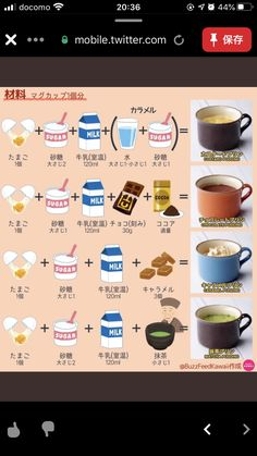 Sweets Recipes, Cake Recipes, Desserts, Cafe Food, Food Menu, Homemade Sweets, Always Hungry, Aesthetic Food, Japanese Food