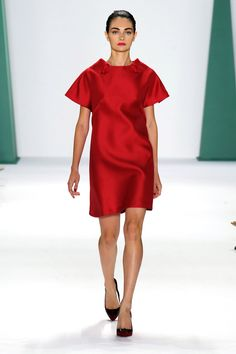 carolina herrera clothing line 2015 | The Best Looks From New York Fashion Week: Spring 2015