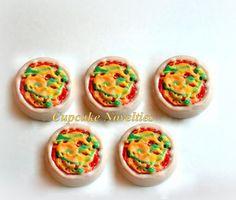 Buy Online on Etsy! Pizza Party Teenage Mutant Ninja Turtles TMNT Pizza Chocolate covered Oreos cookies by CupcakeNovelties
