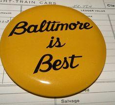 Baltimore is Best