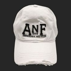 abercrombie and fitch hats cheap mens white (AF 160663 code) 93a1f5e8ab3