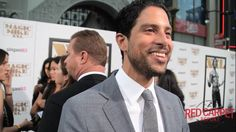 Great to catch up w/ @_adam_rodriguez & chat about #MagicMikeXXL on the busy premiere red carpet #ComeAgain