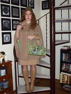 Phyllis Nefler from Troop Beverly Hills Halloween costume