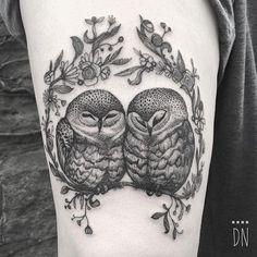 """Tatuagem feita por <a href=""""http://instagram.com/dinonemec"""">@dinonemec</a>❤️"""