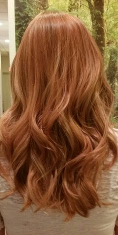 Copper Hair