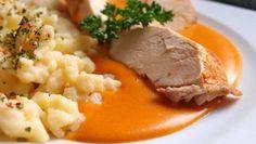 Nejlepší palačinkové těsto ze všech – RECETIMA No Salt Recipes, Cooking Recipes, Sorrento, Gnocchi, Risotto, Mashed Potatoes, Food And Drink, Menu, Ethnic Recipes
