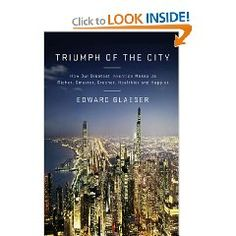 """""""This book is about the relationship between urbanization and economic growth. It's also about the many different types of regulations that make it more expensive to live in cities and limit opportunity as a result.""""—Emily Washington"""