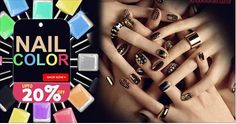 Grab the Nail Color upto 20% off Khoobsurati ‪#‎KHCare‬ ‪#‎nailcolor‬ ‪#‎colors‬ Get it Now: http://goo.gl/kNoqB3
