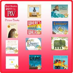 Publishers Weekly best children's books 2011