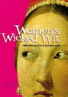 Once a girl gets past the age of eight, she knows her deadliest weapon is her tongue. Women's Wicked Wit is a sumptuous selection of 2,000 of women's most acerbic comments on life, chock-full of quotations from Maria Callas, Cher, Hillary Clinton, Marlene Dietrich, Zsa Zsa Gabor, Fran Lebowitz, Sophia Loren, Madonna, Dolly Parton, Miss Piggy, Joan Rivers, Rita Rudner, Mae West, Oprah Winfrey, Virginia Woolf, and many more!