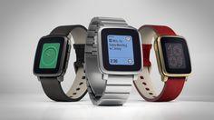 Pebble Time Steel llega a Kickstarter con un diseño muy familiar… - http://www.esmandau.com/170794/pebble-time-steel-llega-a-kickstarter-con-un-diseno-muy-familiar/
