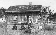 Björka Villes eller Valander tidigare ett soldattorp i Bjellum