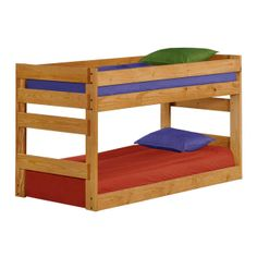 low height bunk beds Google Search Amazing