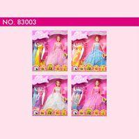 New Item fashion vinyl kids Girl Custom Fashion Doll Dress up dolls toys