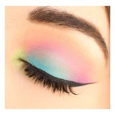 Bubblegum Eyes ❤ liked on Polyvore featuring beauty products, makeup, eye makeup and palette makeup