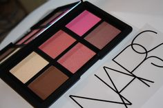 So sad i missed out on this Nars Danmari Blush Palette.. But the nars foreplay one is just as nice for now :-)