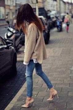 ZARA court low cut high heels nude beige patent leather t-bar eu 38 uk 5 us 7.5   eBay
