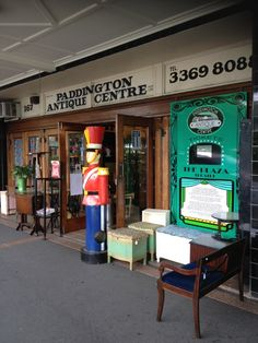 """See 38 photos and 3 tips from 189 visitors to Paddington Antique Centre. """"Helpful staff and something old at all prices, I love the jewellery"""" Something Old, Brisbane, Four Square, Vintage Shops, Centre, Antiques, Places, Antiquities, Antique"""